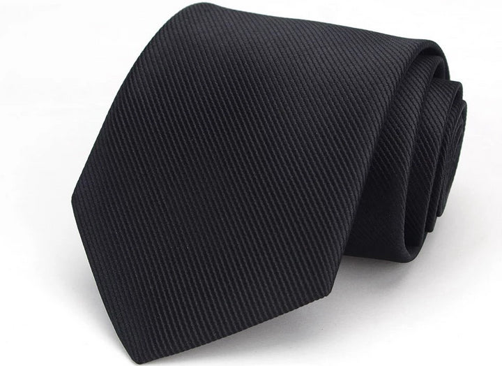 Men's Solid Colored Tie