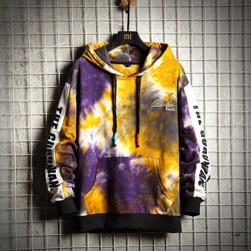 Men's/Women's Hooded Sweatshirt With Print
