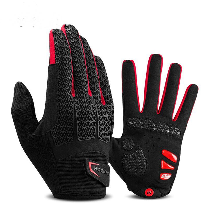 Men's Autumn/Winter Cycling Windproof Gloves