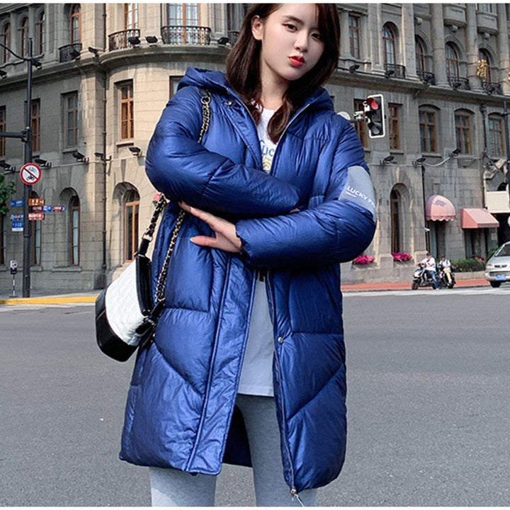 Women's Winter Casual Warm Loose Coat