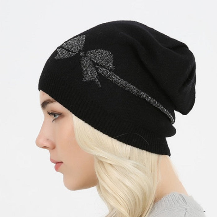 Women's Spring/Autumn Thin Knitted Hat