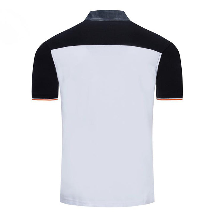 Men's Casual Cotton Polo