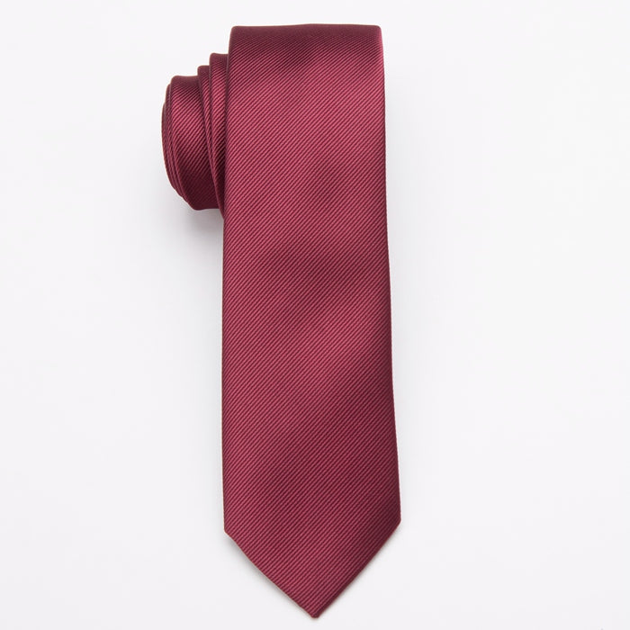 Men's Wedding Skinny Tie