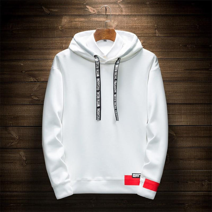 Men's Casual Hooded Sweatshirt