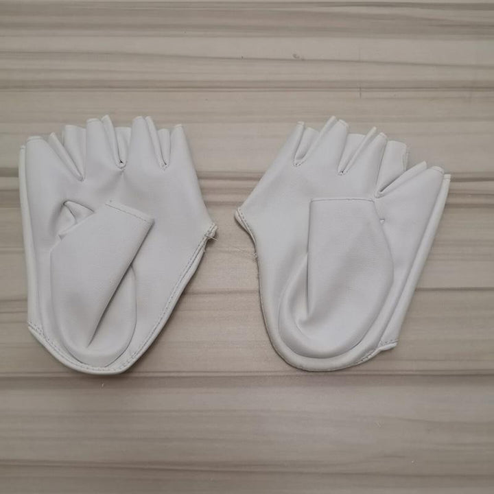 Women's Leather Full Fingered Gloves