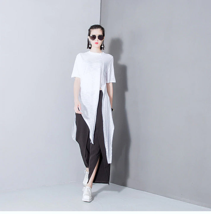 Women's Spring Casual Cotton Loose T-Shirt