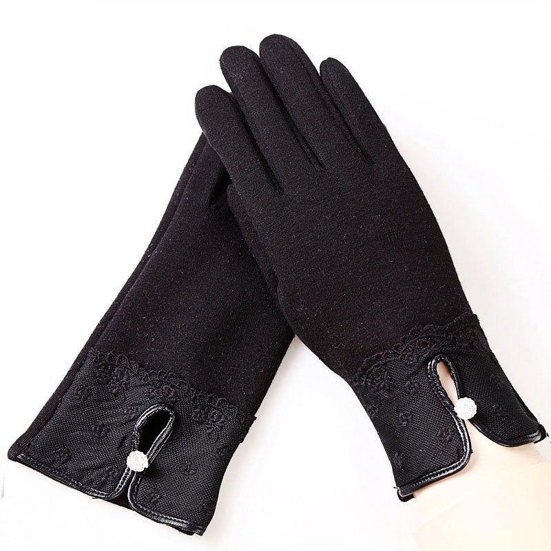 Women's Winter Cashmere Gloves | Touch Screen Gloves