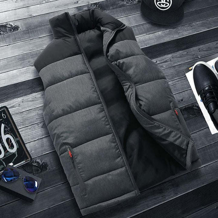 Men's Winter Casual Thick Down Vest