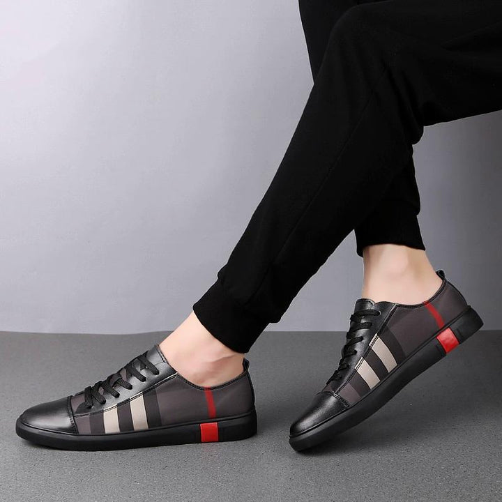 Men's/Women's Casual Genuine Leather Flats