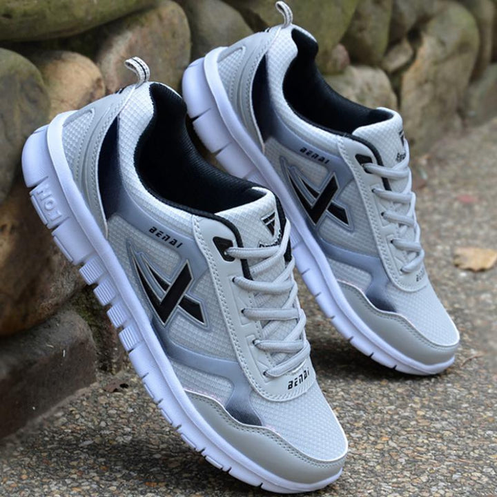 Men's Summer Casual Breathable Lightweight Sneakers