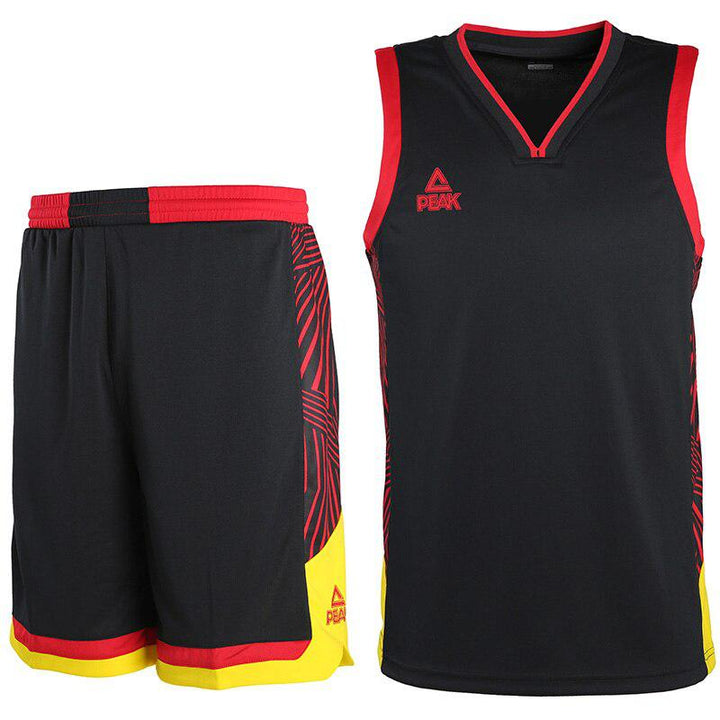 Men's Summer Breathable Basketball Suit | Tank Top & Shorts