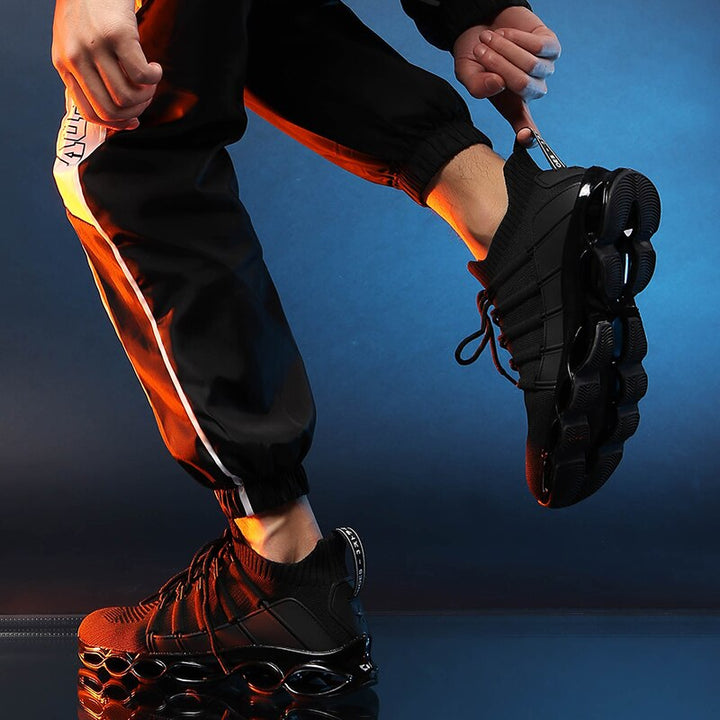 Men's Casual Jogging Sneakers | Plus Size