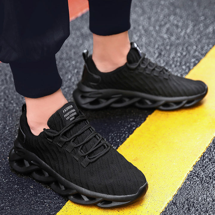 Men's Casual Solid Colored Sneakers