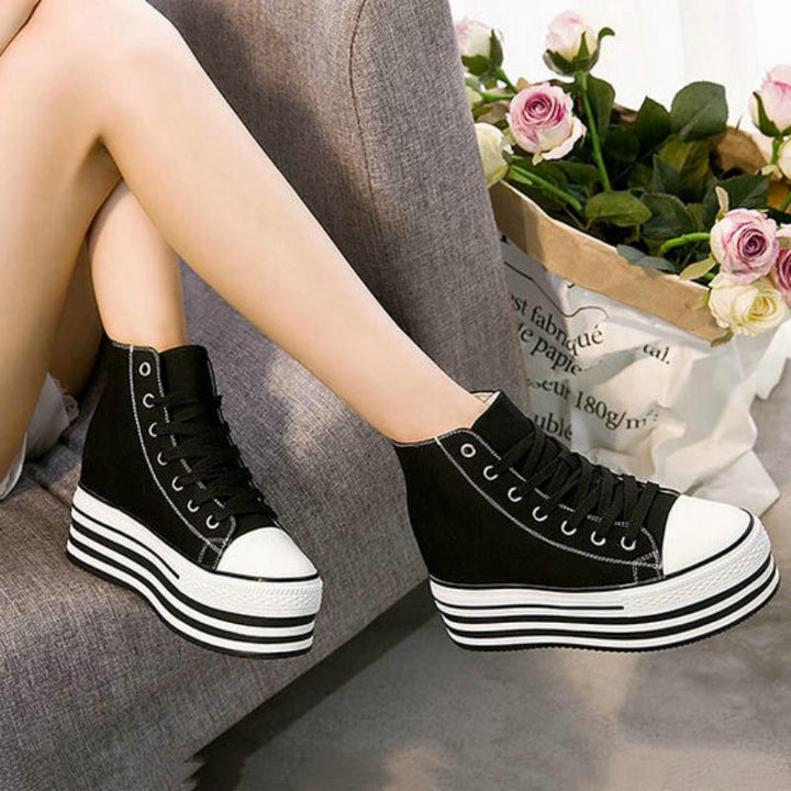 Women's Autumn Casual Platform Sneakers