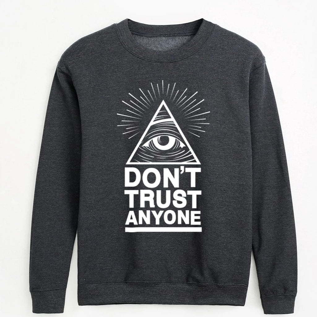 Men's Autumn/Winter Sweatshirt With Print