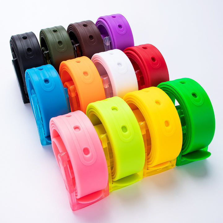 Men's/Women's Plastic Belt