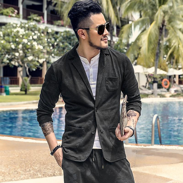 Men's Wedding Single Breasted Blazer