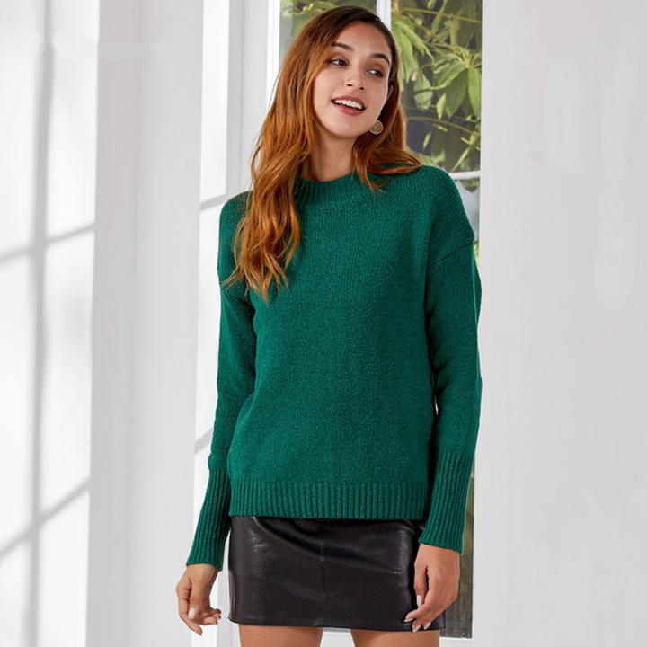 Women's Autumn/Winter Warm Thick Knitted Sweater