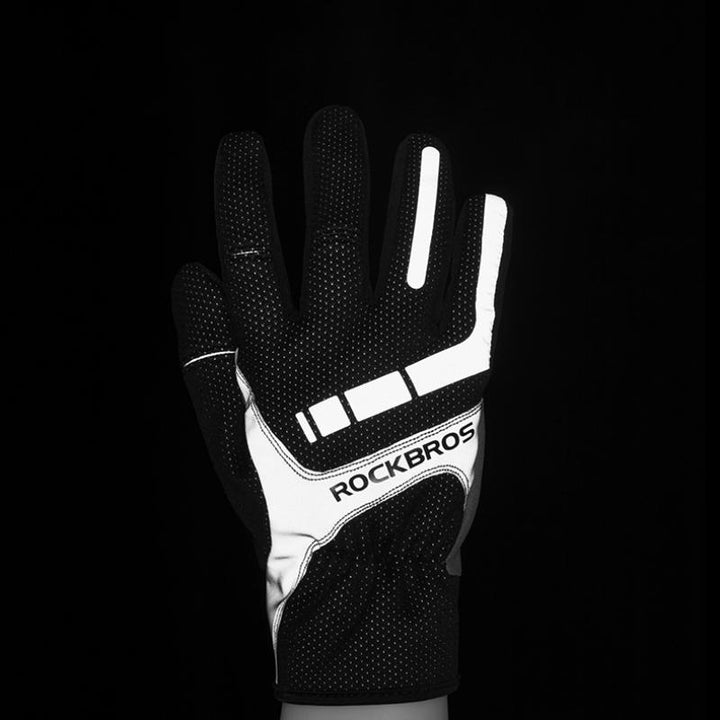 Men's Winter/Autumn Warm Cycling Gloves