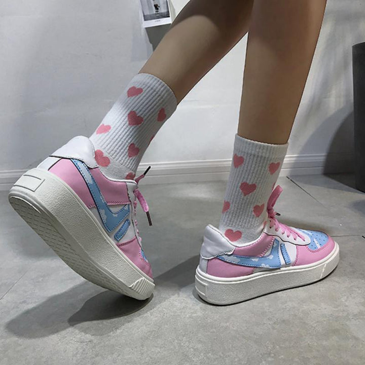 Women's Summer Flat Sneakers