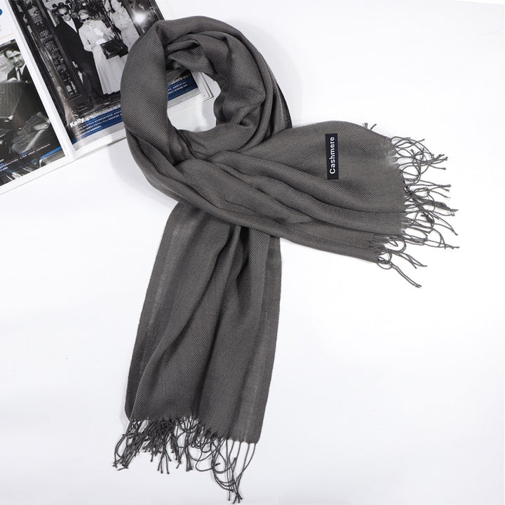 Women's Winter Cashmere Scarf