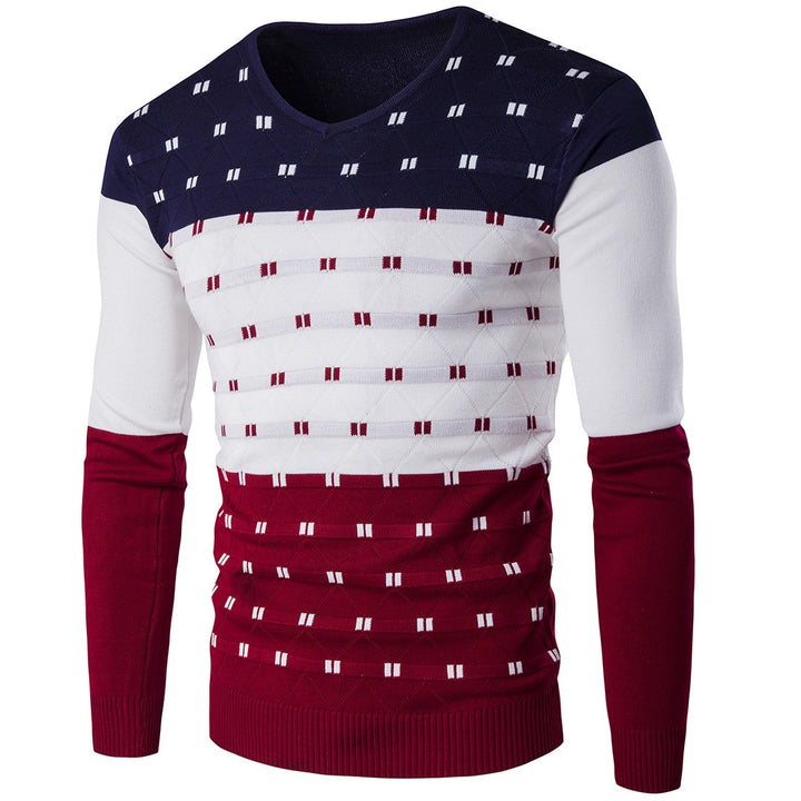 Men's Winter Warm Long Sleeve Pullover