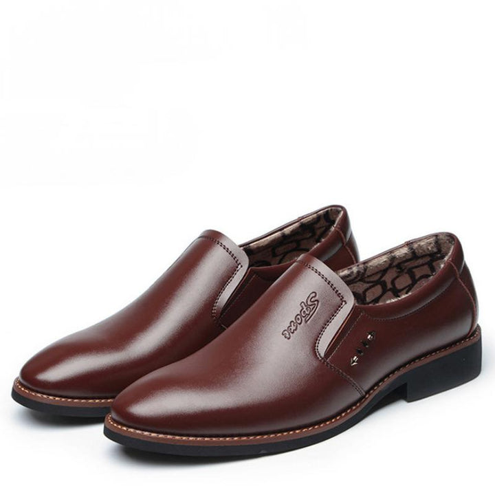 Men's Autumn/Winter Casual Leather Shoes