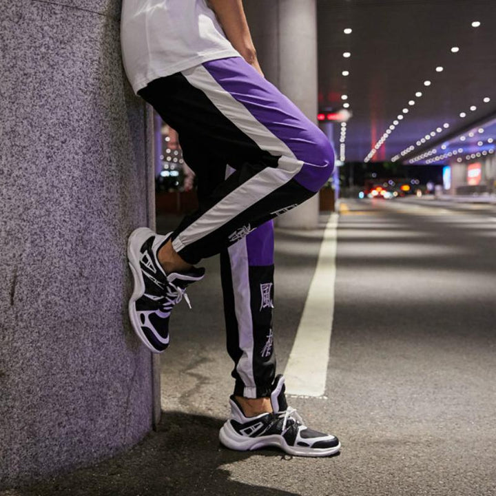 Men's Casual Printed Thin Joggers
