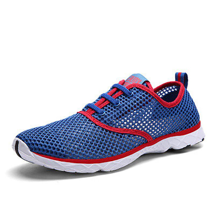 Men's Summer Casual Breathable Sneakers | Plus Size
