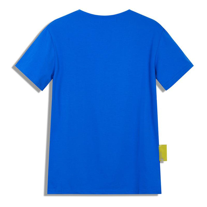 Men's Casual Cotton O-Neck T-Shirt With Print