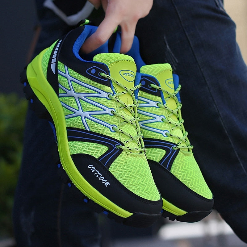 Men's Spring/Autumn Casual Breathable Walking Shoes