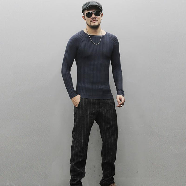 Men's Winter Warm Knitted Pullover