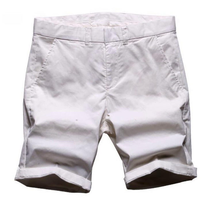 Men's Summer Casual Cotton Breathable Shorts