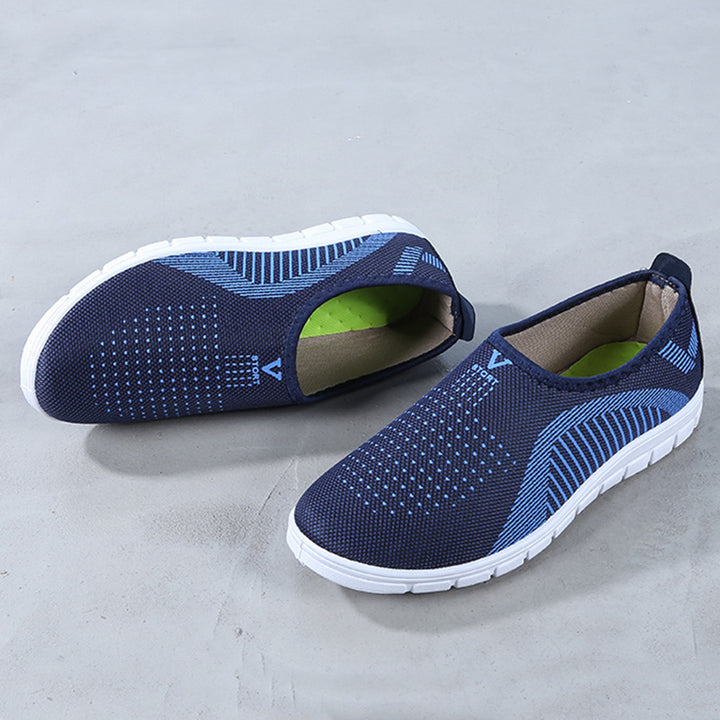 Men's Casual Breathable Slip-Ons