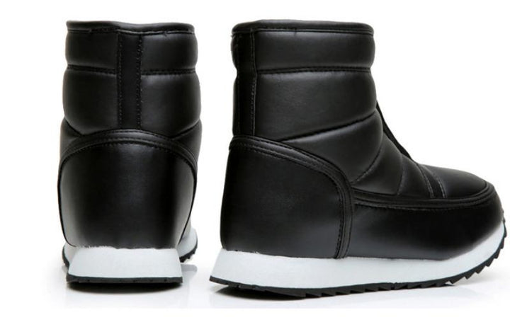 Men's Winter Plush Warm Boots