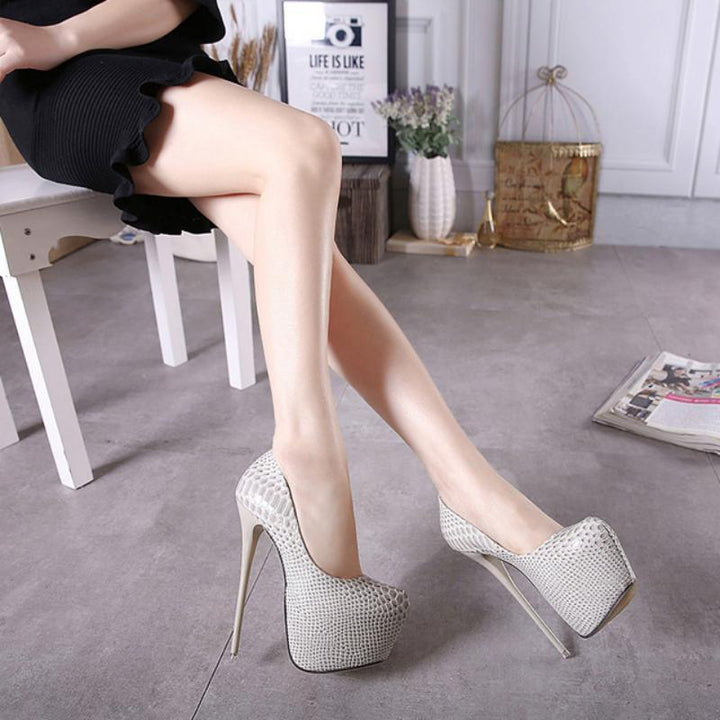 Women's Pumps With Round Toe | Plus Size