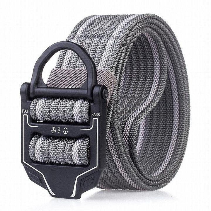 Men's Tactical Nylon Belt