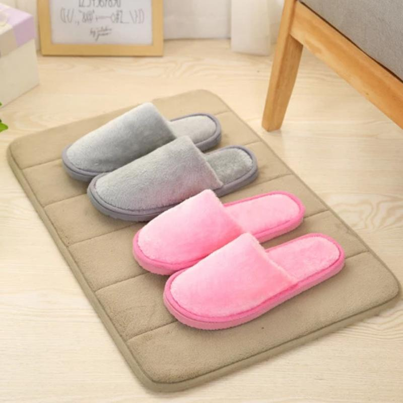 Women's Spring/Summer Plush Home Slippers