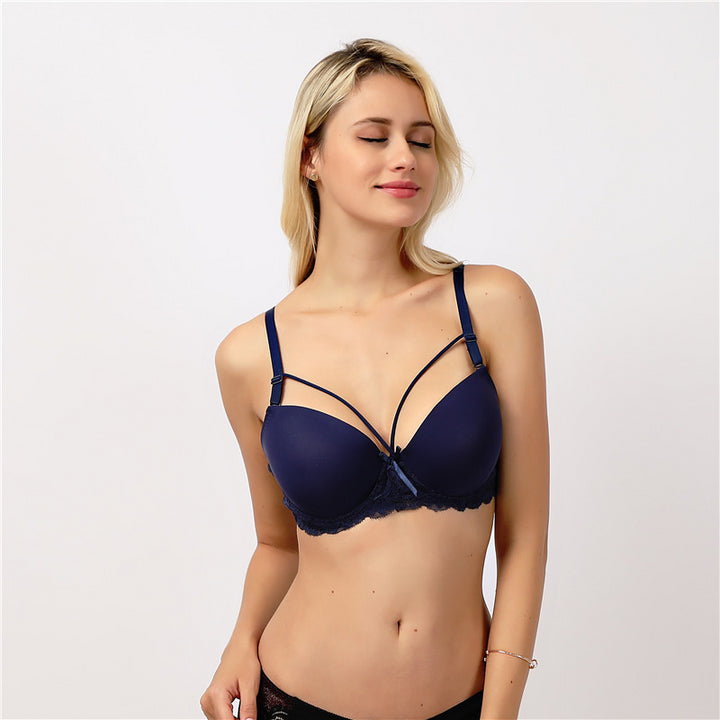 Women's Nylon Push-Up Bra