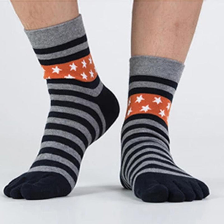 Women's Casual Cotton Socks With Print