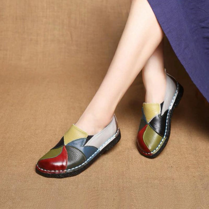 Women's Genuine Leather Loafers