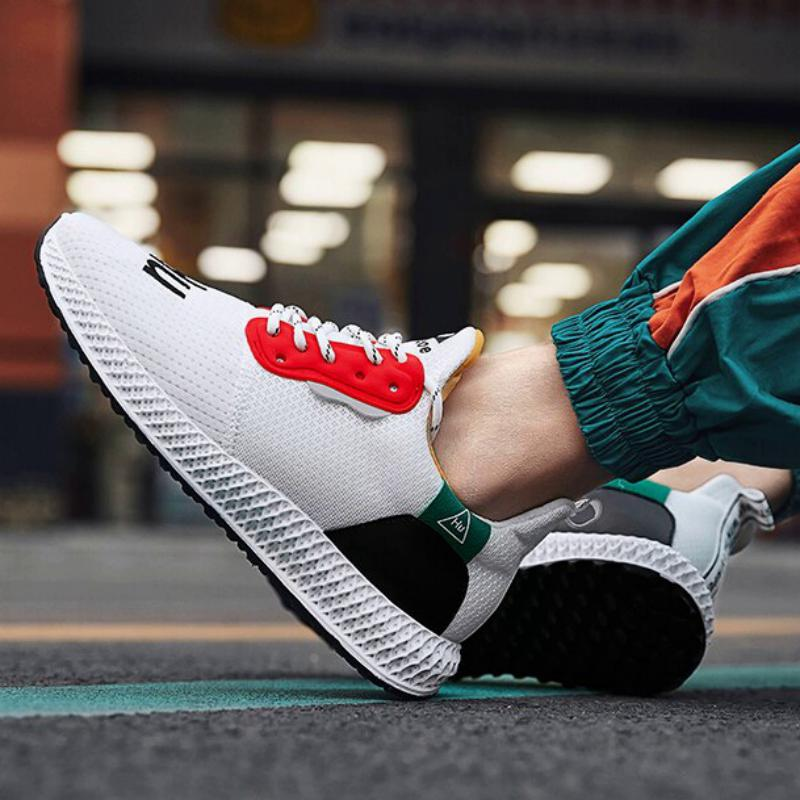 Men's Spring Casual Breathable Sneakers