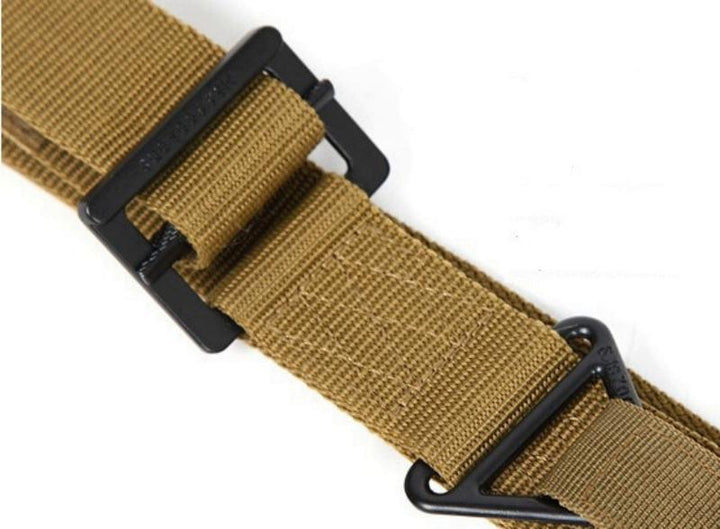 Men's Nylon Tactical Belt