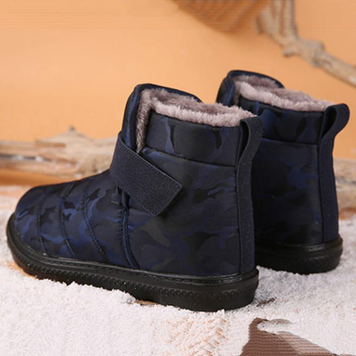 Men's Winter Waterproof Ankle Boots
