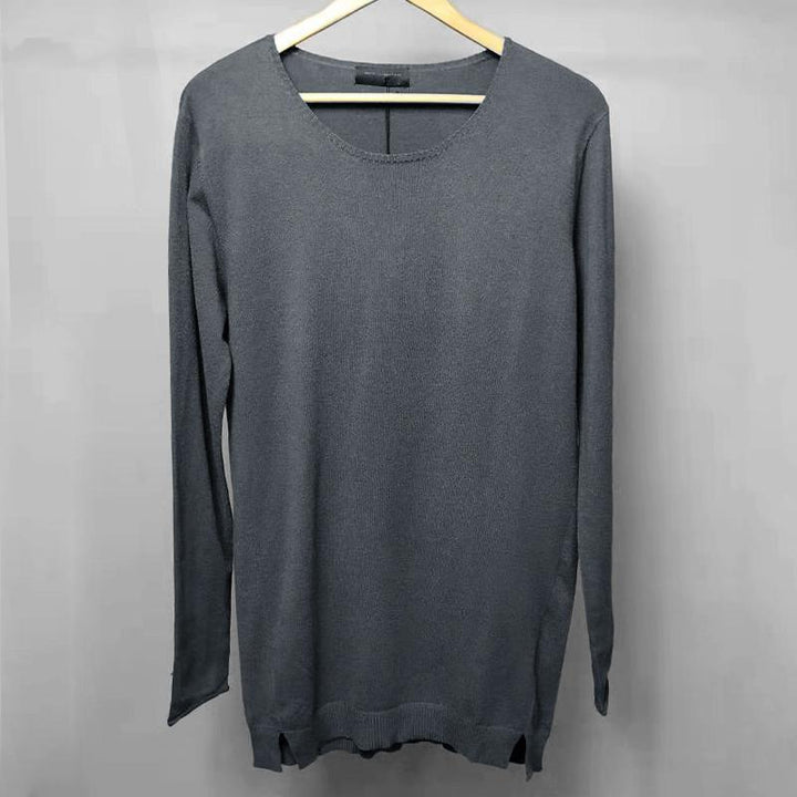 Men's Autumn Casual Warm Pullover