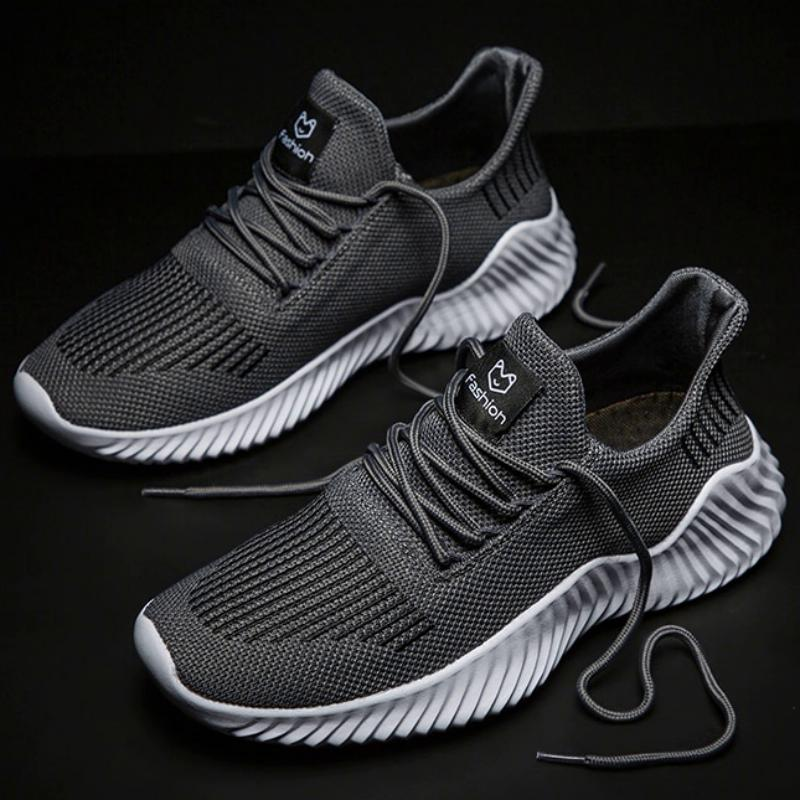 Men's Casual Breathable Sneakers | Plus Size