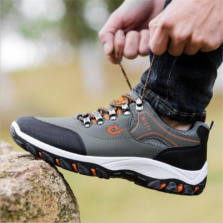 Men's Spring/Autumn Casual Breathable Sneakers