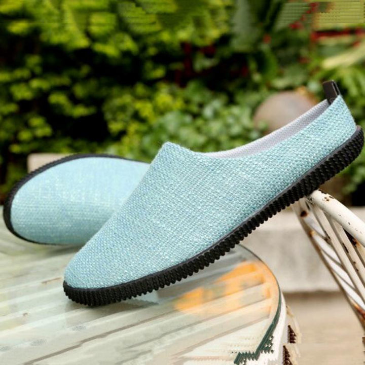 Men's Summer Casual Hemp Slip-Ons