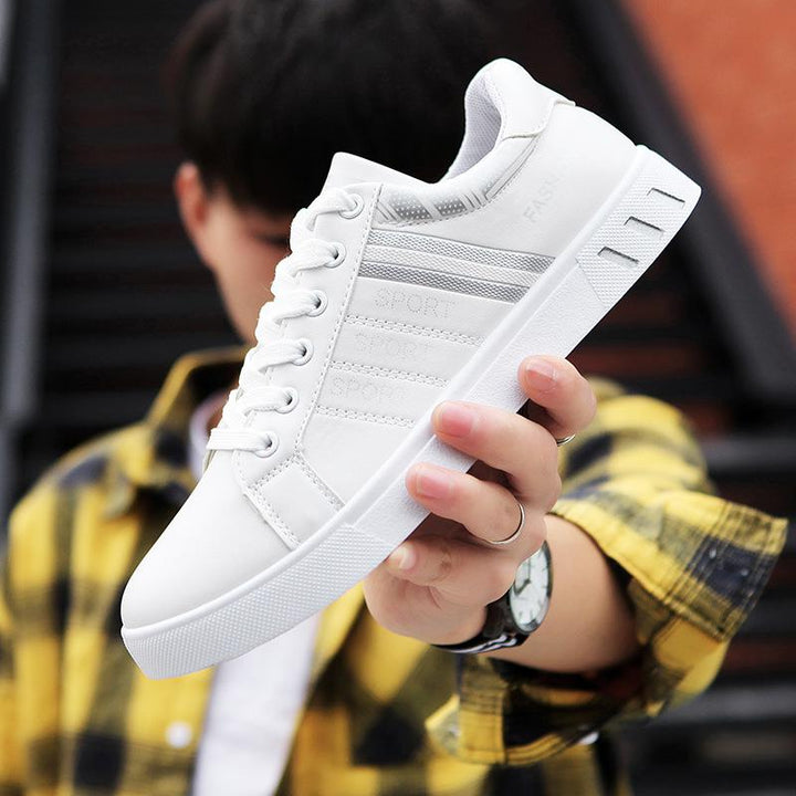 Men's Spring Casual Lace-Up Shoes