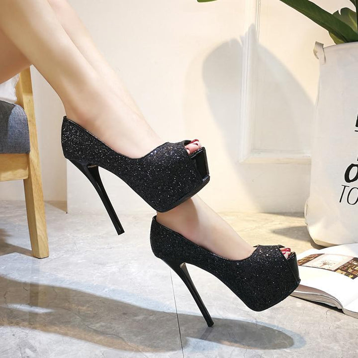 Women's Summer Platform Pumps